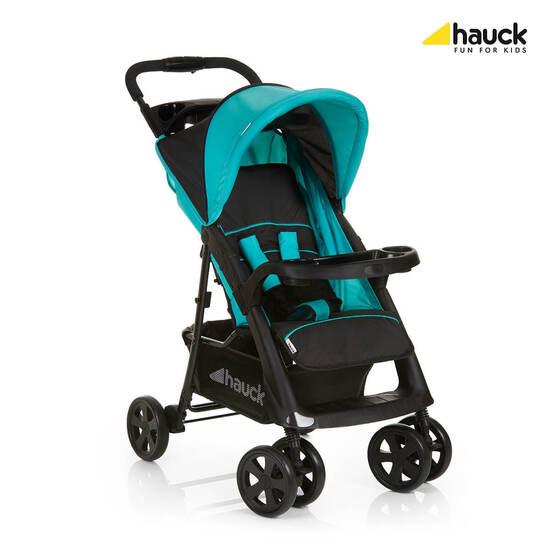 Hauck Shopper Neo II - Caviar/Aqua