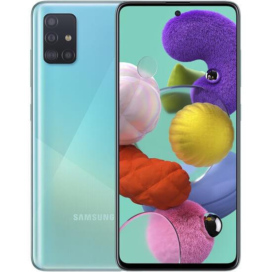 Samsung A515F Galaxy A51 (4GB/64GB) LTE Duos Blue