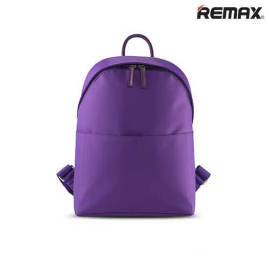 """ნოუთბუქის ჩანთა REMAX Double 605  Digital Laptop Bag purple 15"""""""