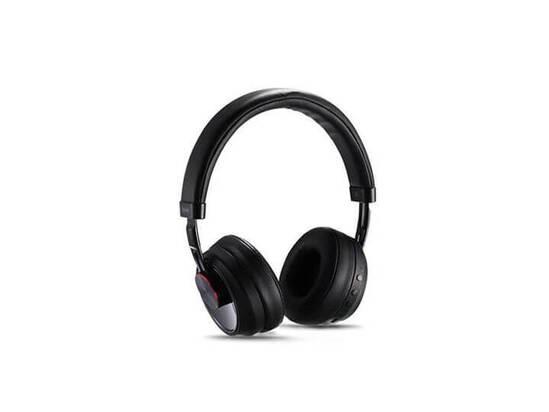 REMAX Music  Bluetooth Headphone RB-500HB Black