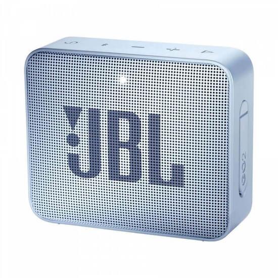 აუდიო სისტემა  JBL - JBLGO2CYAN