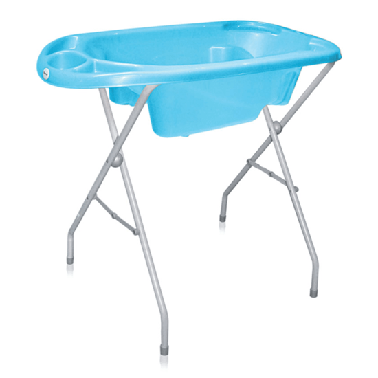 ბავშვის აბაზანა+სადგარი LORELLI