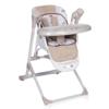 ბავშვის საჭმელი სკამი LORELLI VENTURA beige