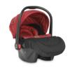Lorelli მანქანის სკამი PLUTO BLACK&RED