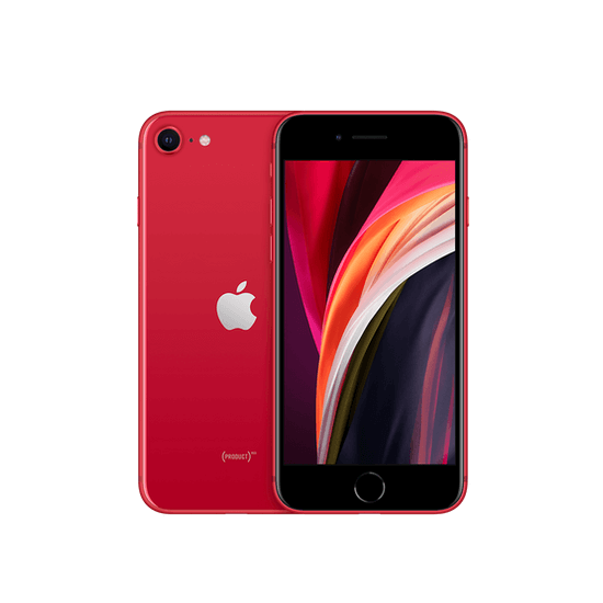 Apple iPhone SE (2020) 64GB - (PRODUCT)Red
