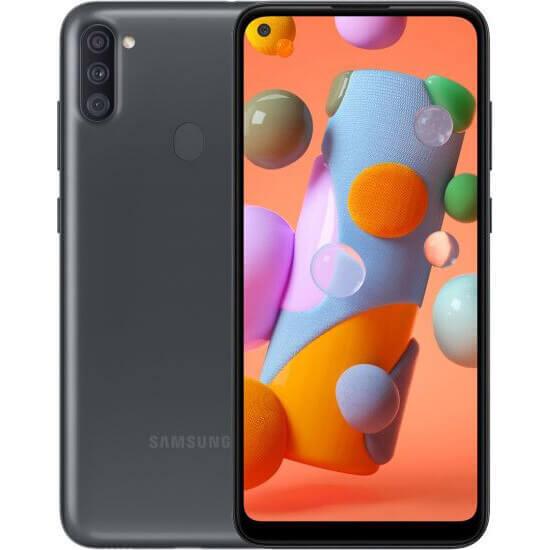 Samsung A115F Galaxy A11 (2GB/32GB) LTE Duos - Black