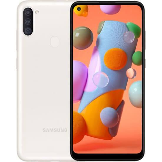 Samsung A115F Galaxy A11 (2GB/32GB) LTE Duos - White