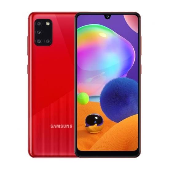 Samsung A217F Galaxy A21s (3GB/32GB) LTE Duos - Red