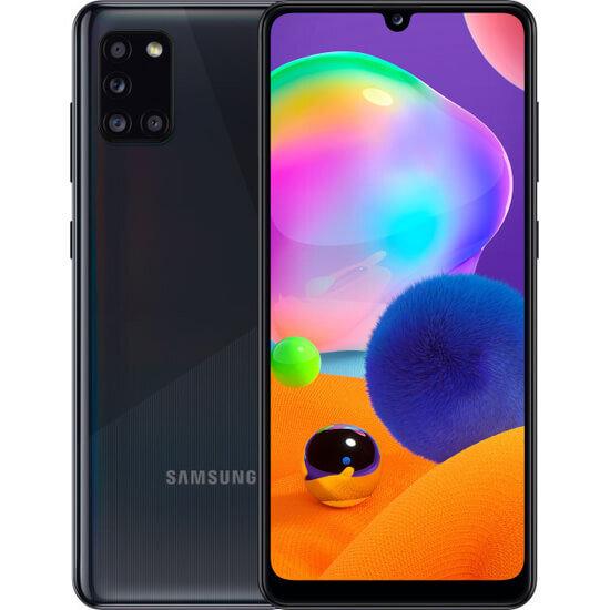 Samsung A315F Galaxy A31 (4GB/64GB) LTE Duos - Black