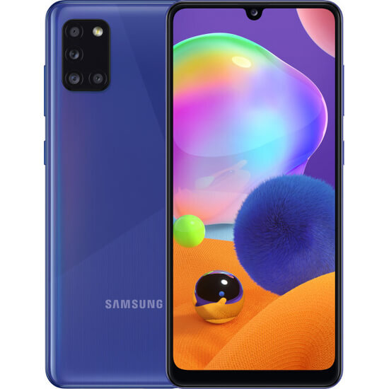 Samsung A315F Galaxy A31 (4GB/64GB) LTE Duos - Blue