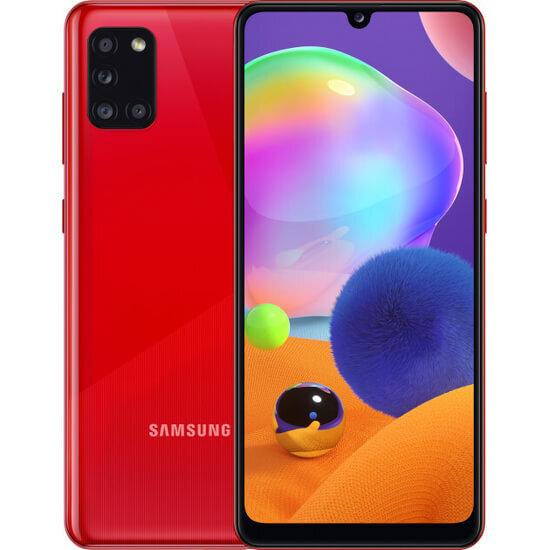 Samsung A315F Galaxy A31 (4GB/64GB) LTE Duos - Red