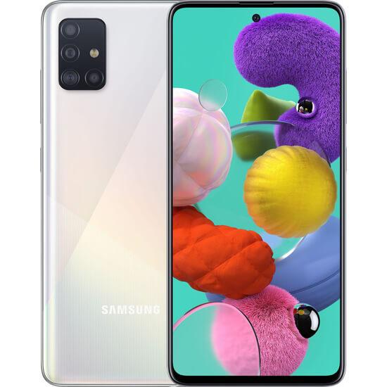 Samsung A515F Galaxy A51 (6GB/128GB) LTE Duos White