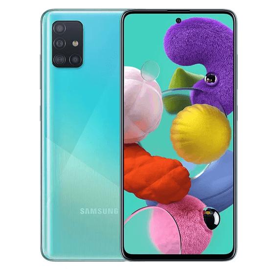 Samsung A715F Galaxy A71 (6GB/128GB) LTE Duos Blue