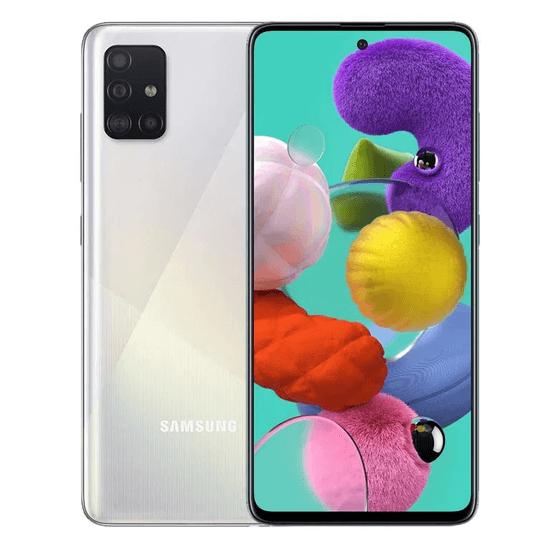 Samsung A715F Galaxy A71 (6GB/128GB) LTE Duos Silver
