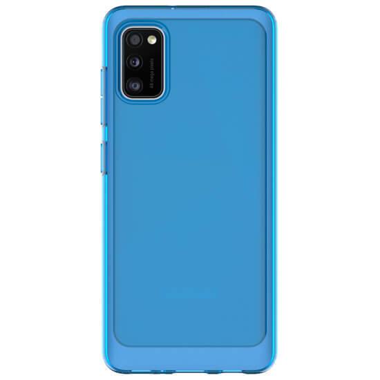 Samsung Galaxy A41 Clip Case Blue (GP-FPA415KDALR)