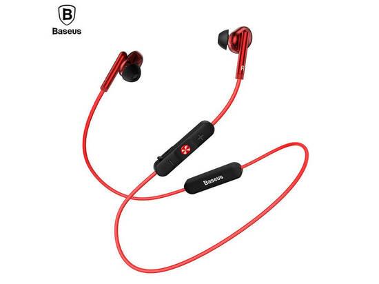 Baseus Encok Wireless Earphone S30 Red