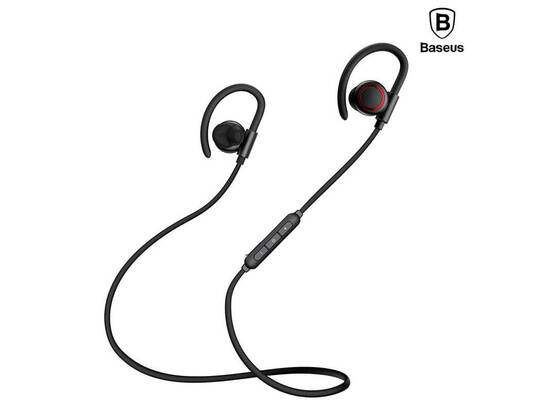 Baseus Encok Wireless Headphone S17 Black
