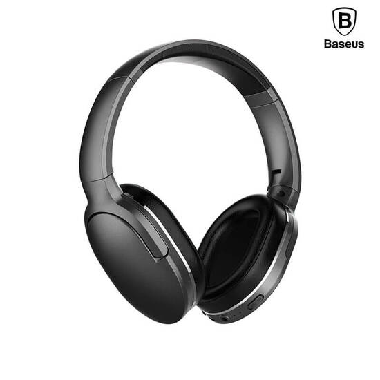 Baseus Encok Wireless headphone D02 Black