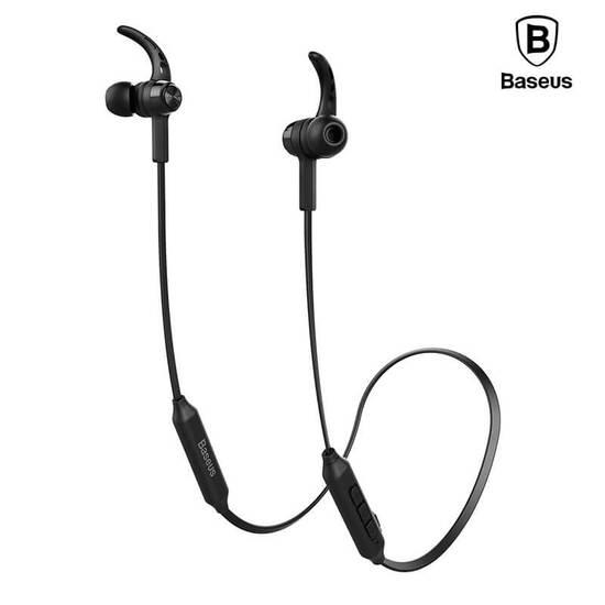 Baseus Encok Bluetooth Earphone S06 Black