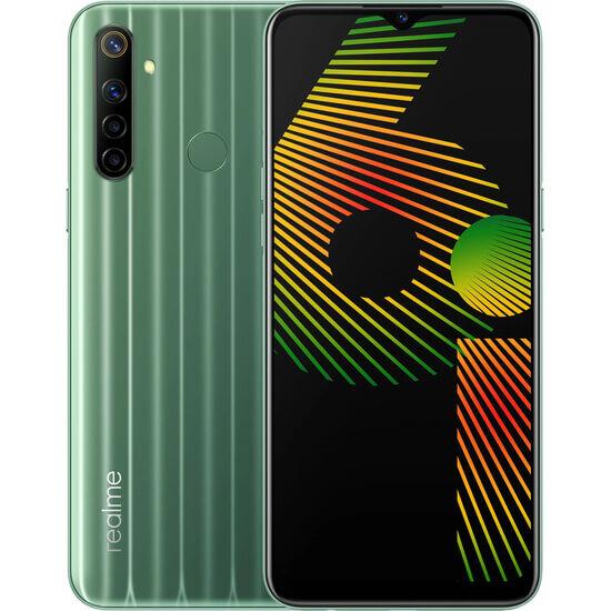 Realme 6i Global version (4GB/128GB) Dual Sim LTE Green