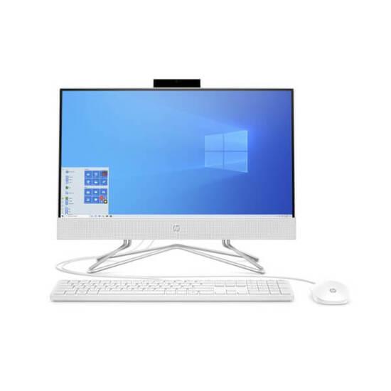 """HP 21.5"""" FHD Intel i5-1035G1 8GB 1TB MX330 2GB Snow White - 14P47EA"""