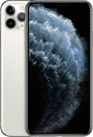 Apple iPhone 11 Pro Max 256GB Silver/AS