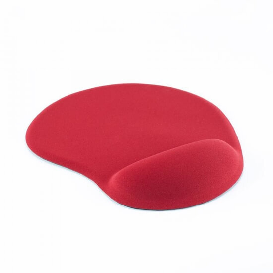 MOUSE PAD SBOX MP-01 ERGO Red