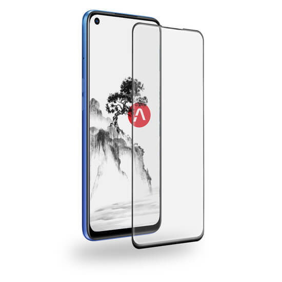 AKAMI 3D glass protector for Realme 6