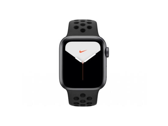 APPLE WATCH SERIES 5 GPS 44MM SPACE GREY ANTHRACITE/BLACK NIKE SPORT BAND