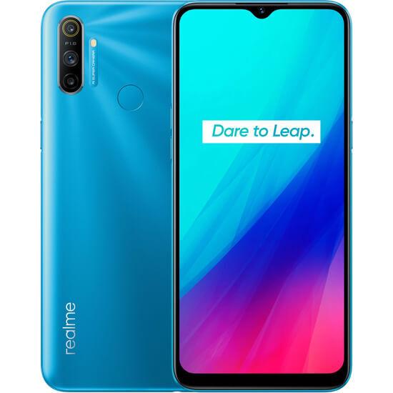 Realme C3 (3GB/64GB) Dual Sim LTE NFC Blue