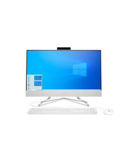 "HP 21.5"" FHD Intel Celeron J4025 4GB 1TB Snow White - 1D9X2EA"