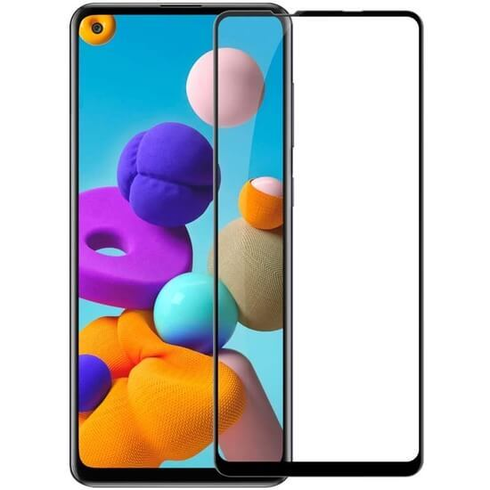 Widget's Samsung Galaxy A21s Screen Glass Protector (WSA21-2502)