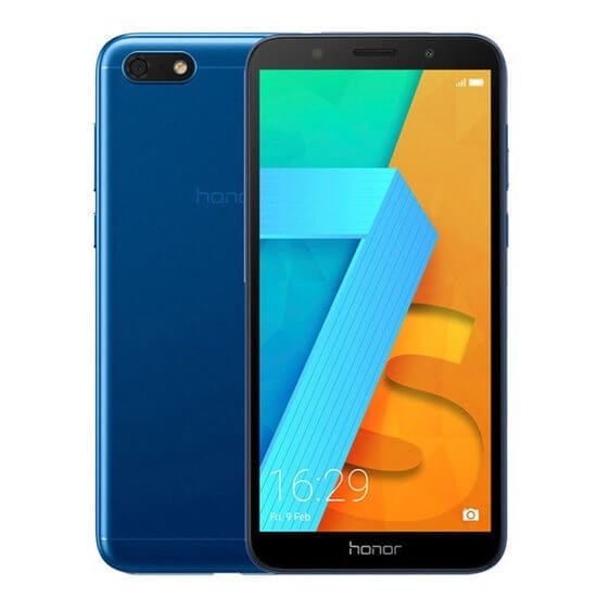 Honor 7S (1GB/16GB) Dual Sim LTE Blue