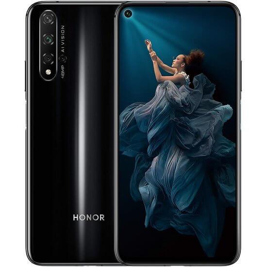 Honor 20 (6GB/128GB) Dual Sim LTE Black