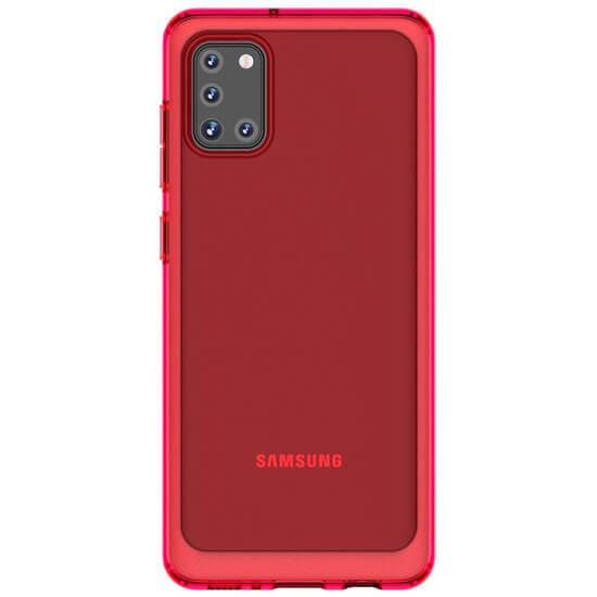 Samsung Galaxy A31 Araree Cover Red (GP-FPA315KDARR)