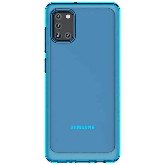 Samsung Galaxy A31 Araree Cover Blue (GP-FPA315KDALR)