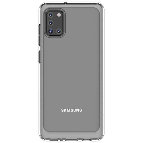 Samsung Galaxy A31 Clip Case Transparent (GP-FPA315KDATR)