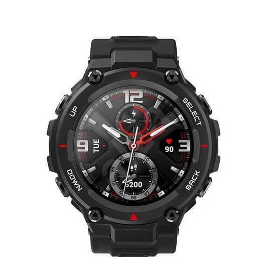 Amazfit T-Rex Rock Black (6970100374001)