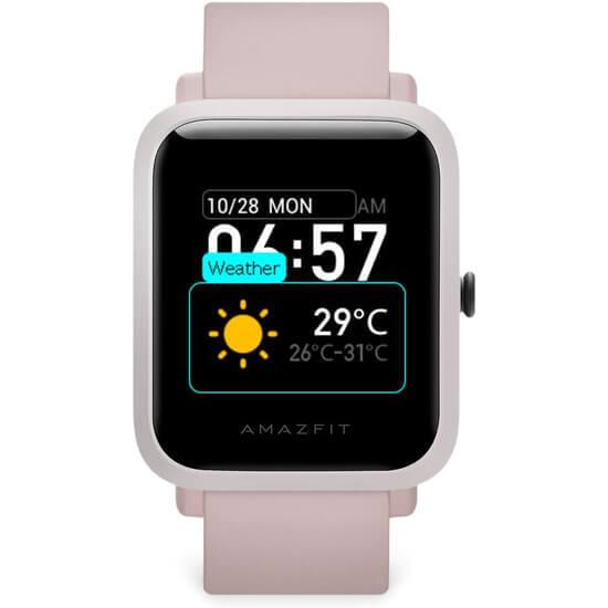 Amazfit Bip S Warm Pink (6972596100027)