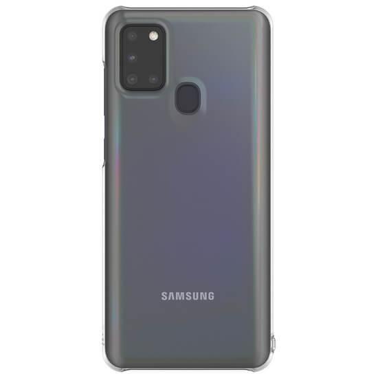 Samsung Galaxy A21s Premium Hard Case Transparent (GP-FPA217WSATR)