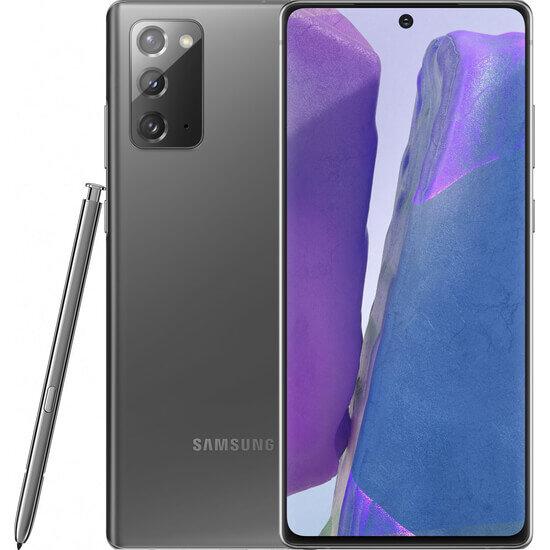 Samsung N980F (8GB/256GB) Galaxy Note 20 Dual Sim LTE - Mystic Gray