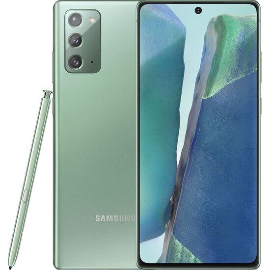 Samsung N980F (8GB/256GB) Galaxy Note 20 Dual Sim LTE - Mystic Green