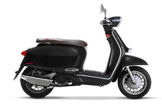 Lambretta V Special 125 cc Black