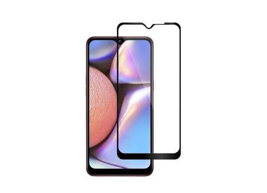 Samsung Galaxy A10s Tempered Glass Full Screen Coverage Protector