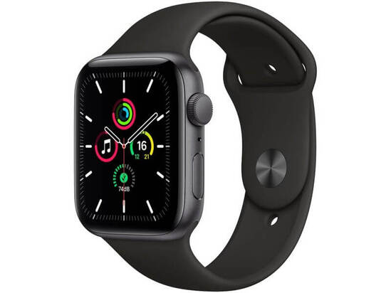 APPLE WATCH SE GPS 40MM SPACE GRAY  MODEL A2351