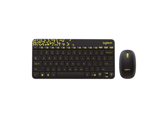 Logitech Wireless Combo MK240 Nano