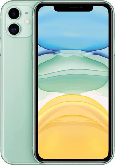 Apple iPhone 11 64GB Green (A2221-ZKMHDG3RMA)