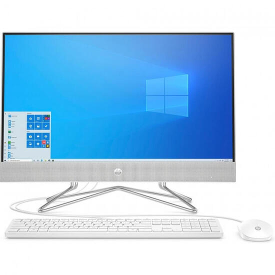 "HP All-in-One PC 23.8"" FHD Intel i5-10400T 8GB 256GB SSD - 1E0B8EA"