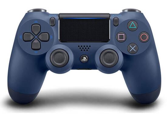 PlayStation DualShock 4 Controller V2 - Dark Blue