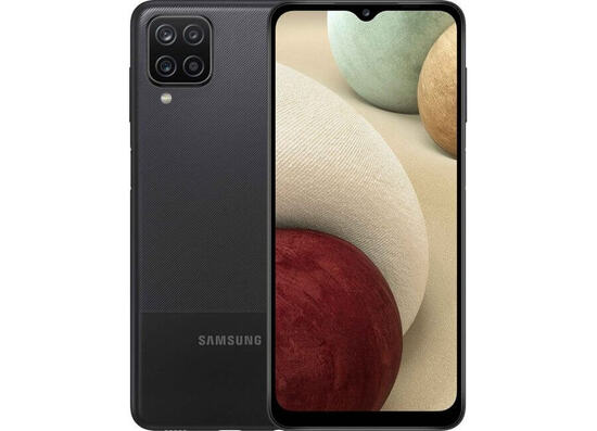 Samsung A125F Galaxy A12 (3GB/32GB) Dual Sim LTE - Black